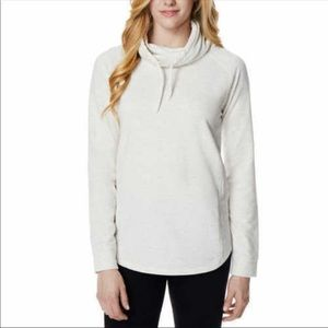 32 Degrees ladies Funnel Neck Pullover